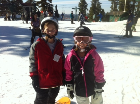 master snowboarders